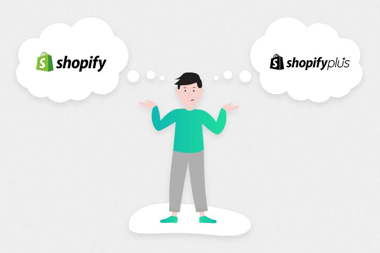 Shopify vs Shopify Plus Cut2Code